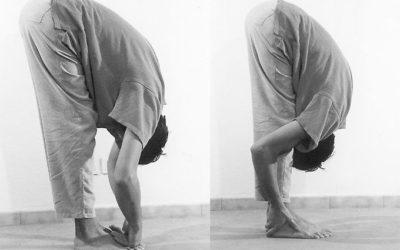 Pâdahastâsana : la posture des mains aux pieds