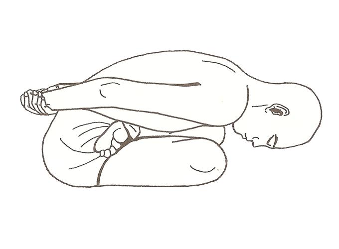 Yoga Mudra : le geste du Yoga